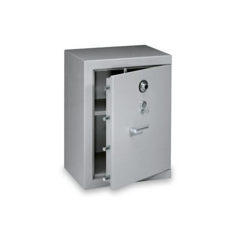 C 800 armadio blindato chiave combinatore 3 dischi dg for Armadio ufficio con chiave